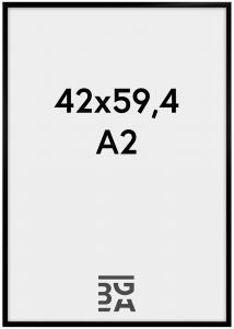 New Lifestyle Svart 42x59,4 cm (A2)