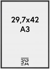 Galant Plexiglas Svart 29,7x42 cm (A3)