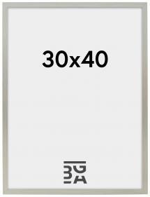 Ram Edsbyn Silver 30x40 cm