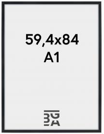 Stilren Svart 59,4x84 cm (A1)