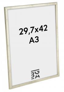 Ram Galant Akrylglas Silver 29,7x42 cm (A3)