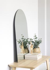 KAILA Spegel Cut Oval 70x100 cm