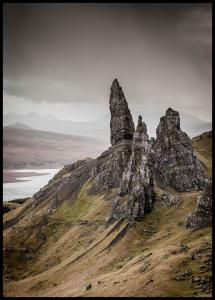 Foto Factory - The Storr Poster