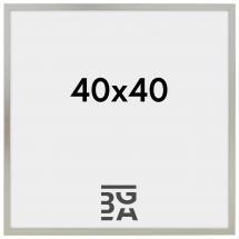 Edsbyn Silver 40x40 cm