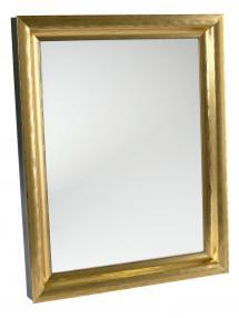Spegel Sandarne Guld - Egna mått