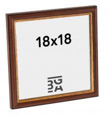 Horndal Brun 18x18 cm