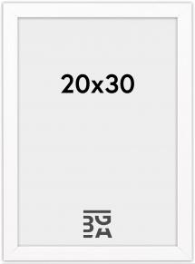 Stilren Vit 20x30 cm