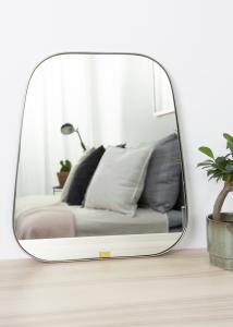 Spegel Trapezium Metal 42x48 cm