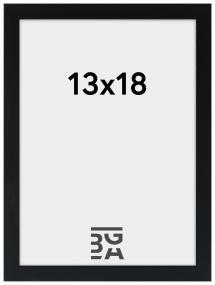 Edsbyn Svart 13x18 cm