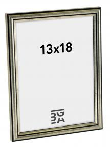 Ram Horndal Silver 13x18 cm