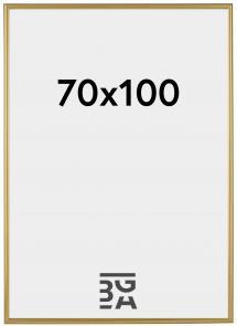 Decoline Plexiglas Guld 70x100 cm