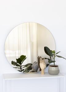 KAILA Rund Spegel Dark Bronze 80 cm