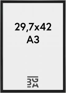 Ram Galeria Svart 29,7x42 cm (A3)