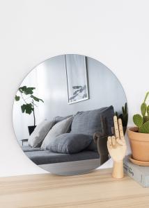 KAILA Rund Spegel Smoked Grey 50 cm Ø