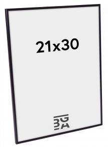 Can-Can Svart 21x30 cm