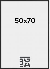 Ram Nielsen Premium Classic Matt Svart 50x70 cm