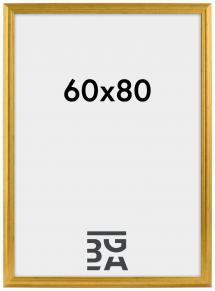 Västkusten Guld 60x80 cm