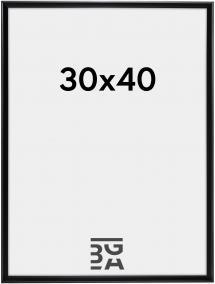 Desire Plexiglas Svart 30x40 cm