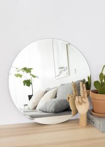 KAILA Rund Spegel Deluxe 50 cm Ø