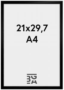 New Lifestyle Svart 21x29,7 cm (A4)
