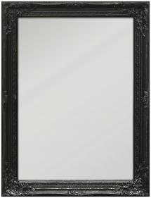 Spegel Antique Svart 50x70 cm