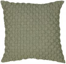 Kuddfodral Bubbel - Grön 50x50 cm