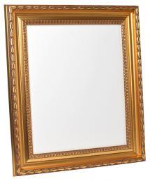 Spegel Birka Guld - Egna mått