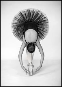 Ballet Technique Poster