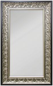 Spegel Wismar Silver 40x80 cm