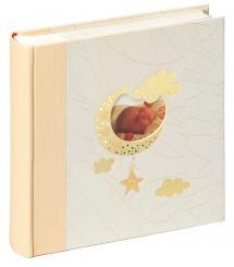 Baby Memo Bambini Babyalbum Creme - 200 Bilder i 10x15 cm