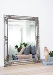 Spegel Bologna Silver 50x70 cm