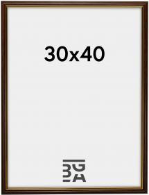 Classic Valnöt 30x40 cm