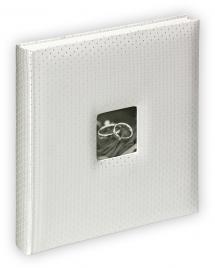 Glamour Album - 34x33 cm (60 Vita sidor / 30 blad)