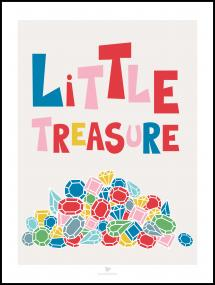 Little treasure Poster