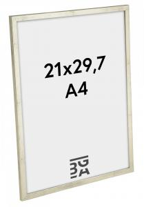 Ram Galant Akrylglas Silver 21x29,7 cm (A4)