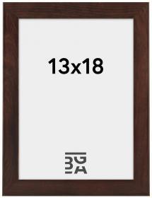 Ram Stilren Valnöt 13x18 cm