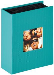 Fotoalbum Fun Turkos - 100 Bilder i 10x15 cm - BGA Fotocenter din fotobutik