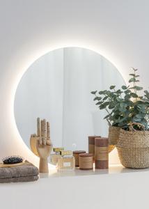 KAILA Spegel LED 60 cm Ø