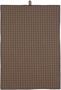 Kökshandduk Ture - Choklad 50x70 cm