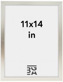 Ram Silver Wood 11x14 inches (27,94x35,56 cm)