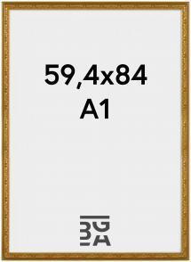 Nostalgia Guld 59,4x85 cm (A1)