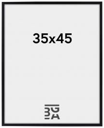 Edsbyn Svart 35x45 cm
