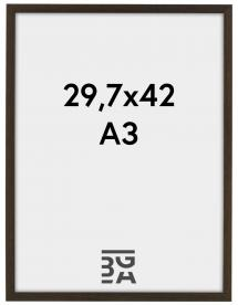 Edsbyn Valnöt 29,7x42 cm (A3)