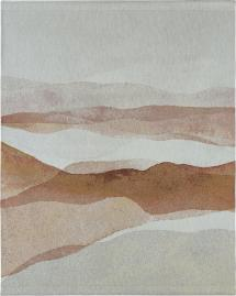 Väggbonad Dunes - Beige 100x127 cm