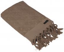 Badhandduk Miah - Nougat 70x140 cm