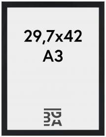 Stilren Svart 29,7x42 cm (A3)