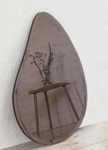 Spegel Prestige Drop Dark Bronze 65x90 cm