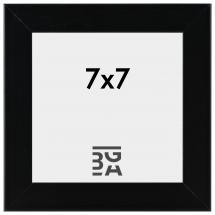 Ram Edsbyn Svart 7x7 cm