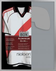 Nielsen Frame Box II Silver 60x80 cm