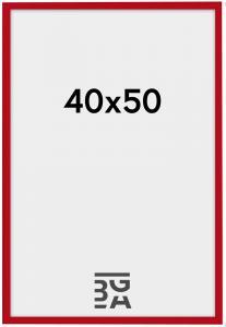 New Lifestyle Röd 40x50 cm